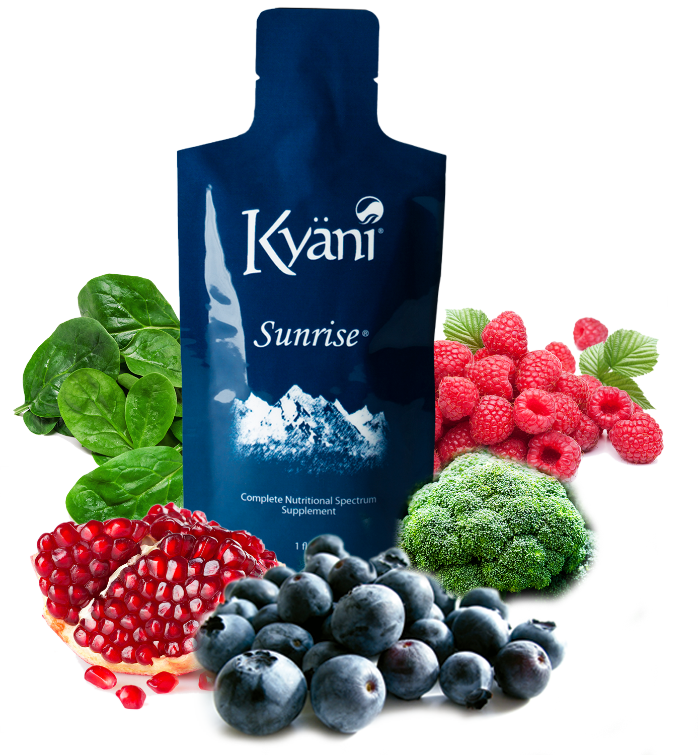 How to Drink Kyani Sunrise